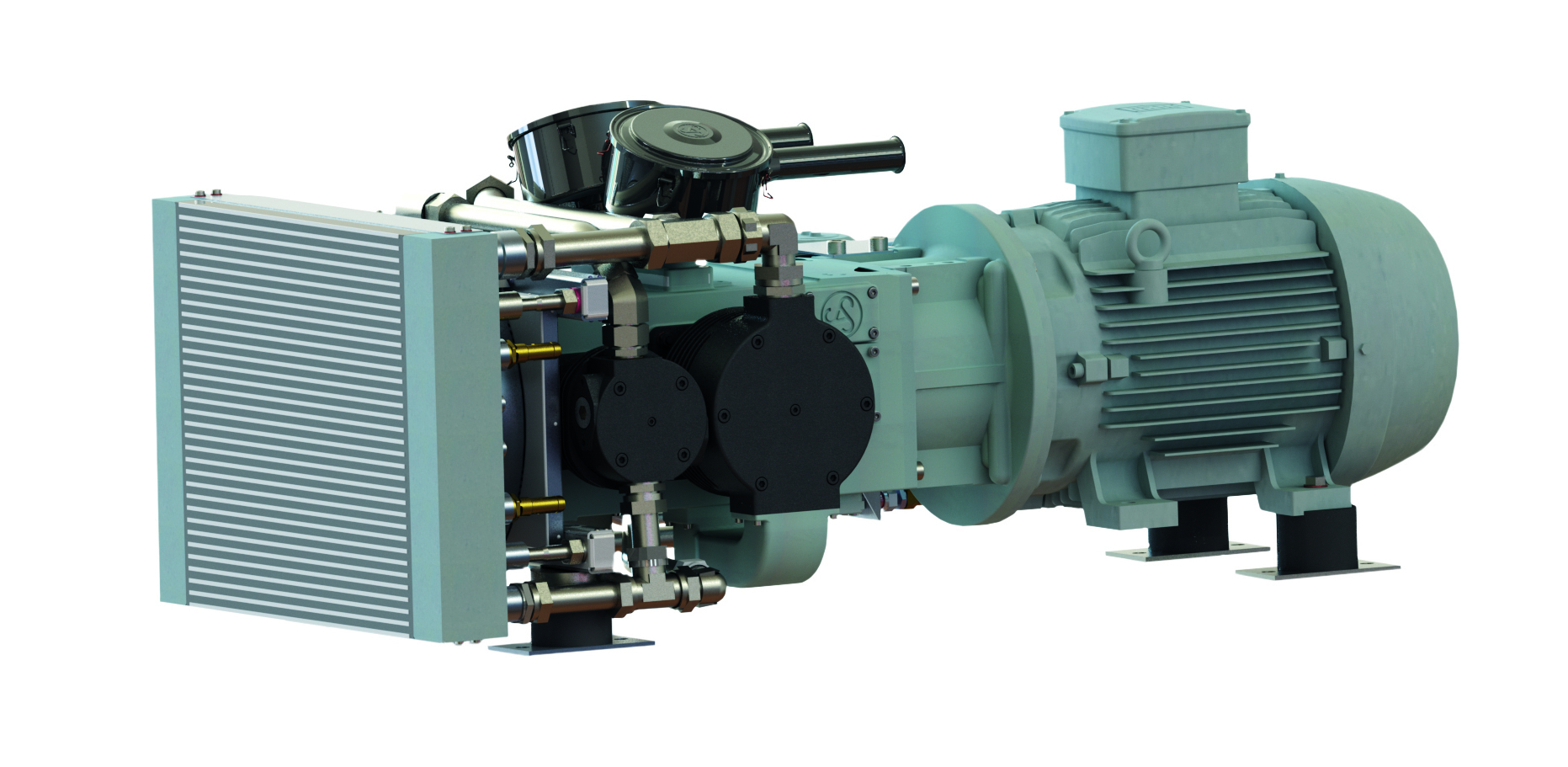 High Pressure Gas Compressor : Wp lon e larry